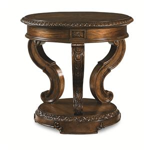 Legacy Classic Pemberleigh Round End Table