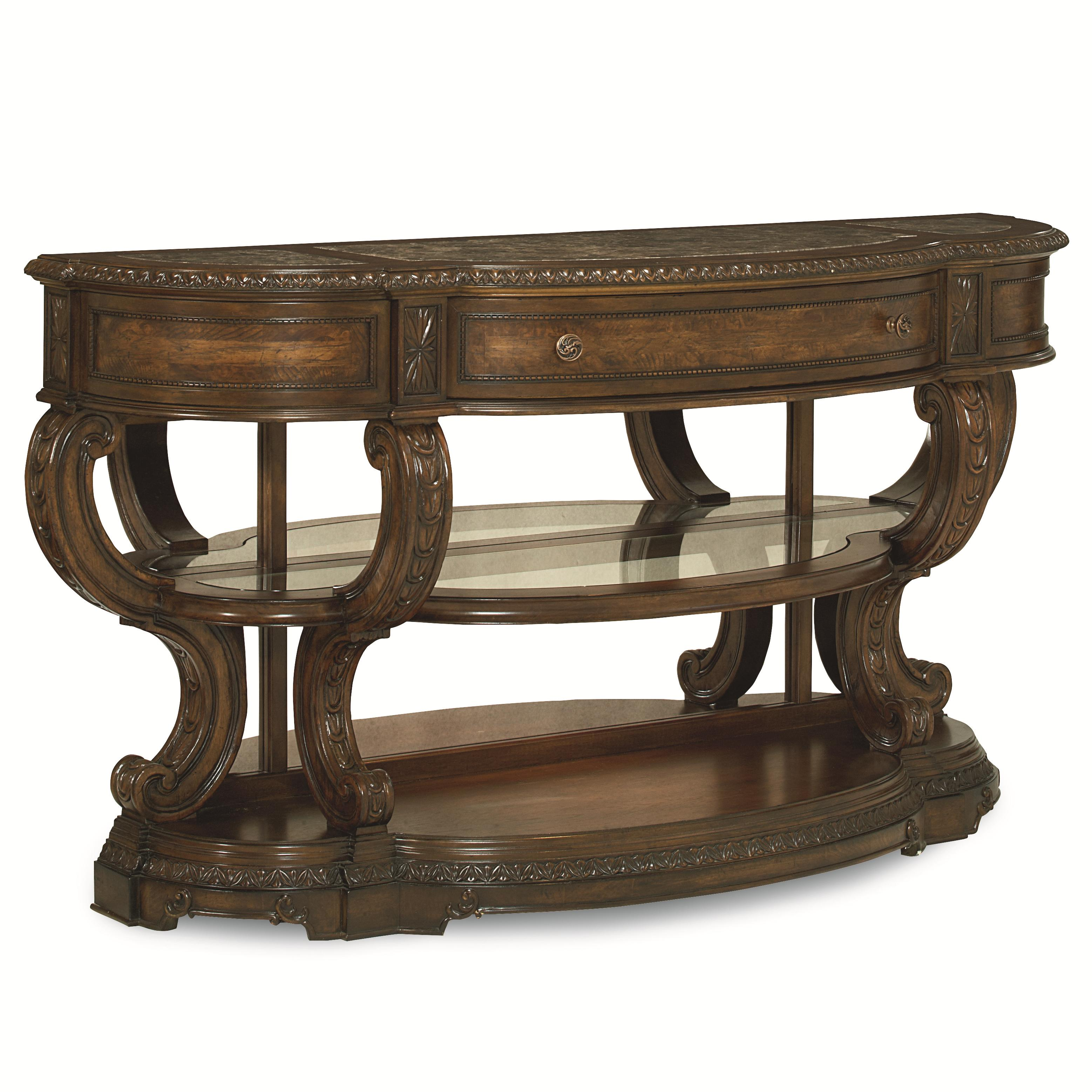 Legacy Classic Pemberleigh Console Table - Item Number: 3100-466