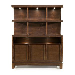 Legacy Classic Perspectives Sideboard & Hutch