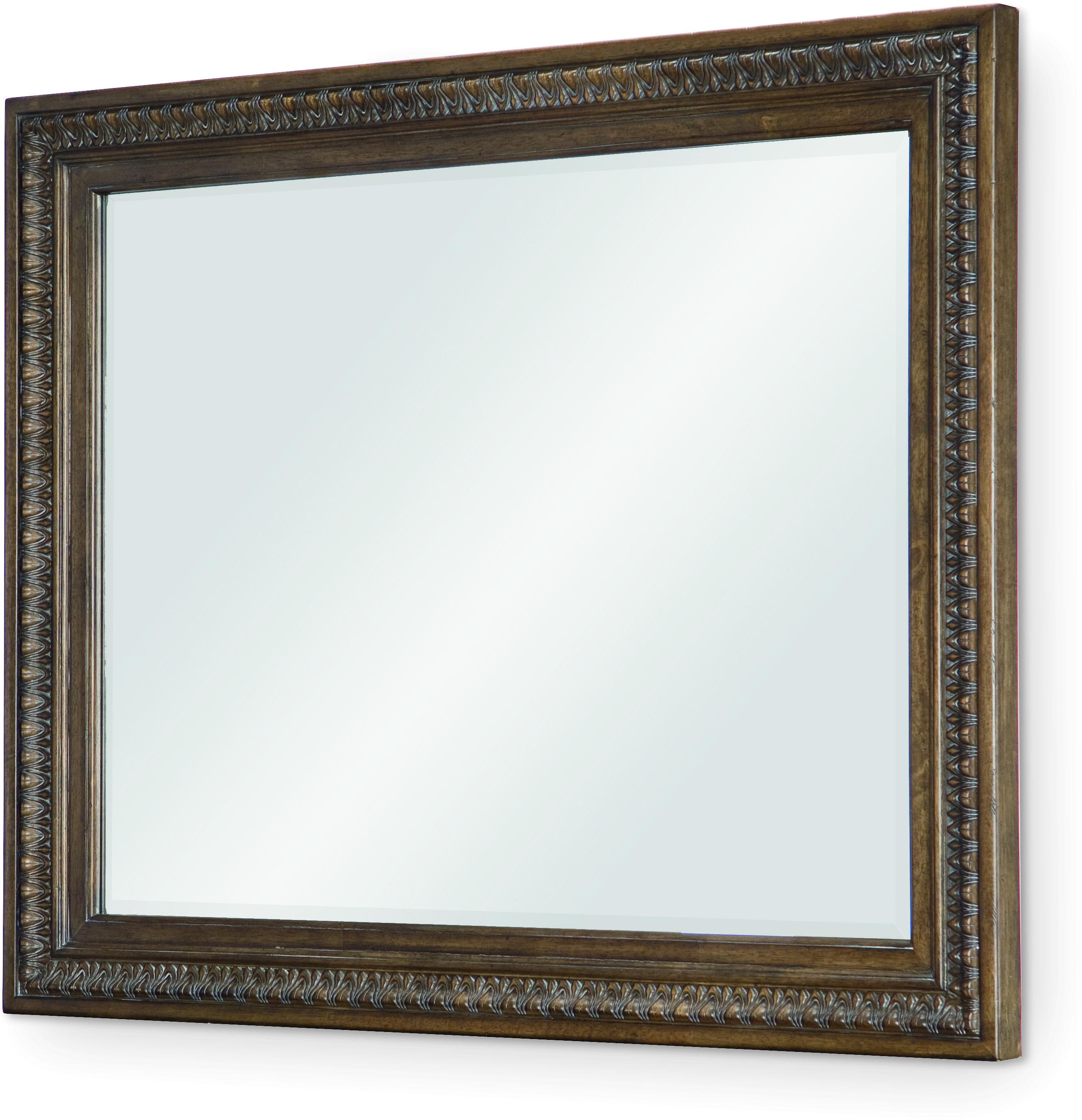Legacy Classic Renaissance Dresser Mirror  - Item Number: 5500-0100