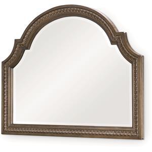 Legacy Classic Renaissance Arched Dresser Mirror
