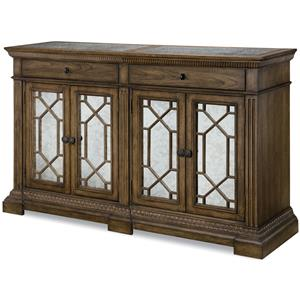 Legacy Classic Renaissance Credenza with Marble Top