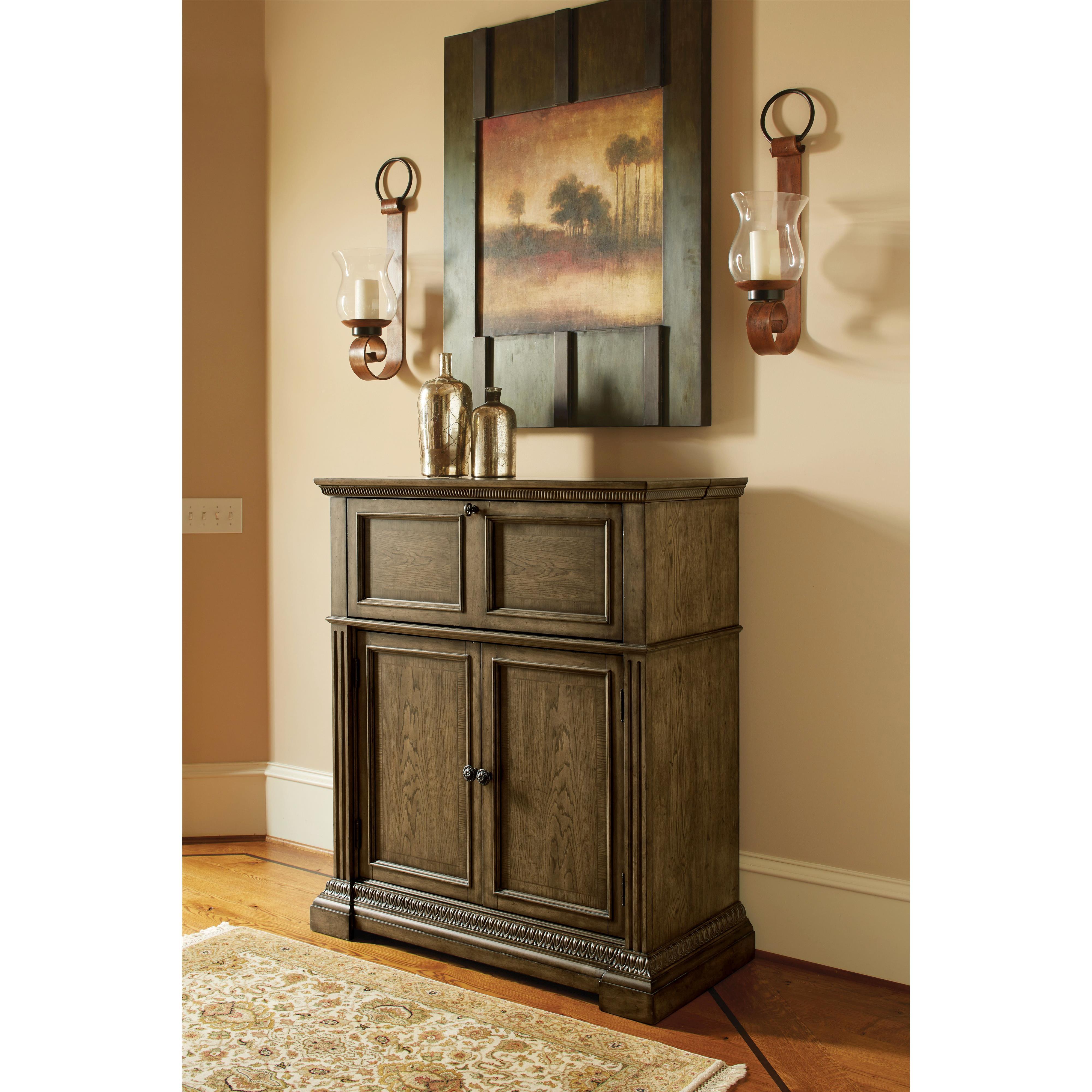 Legacy Classic Renaissance Bar Cabinet  - Item Number: 5500-155