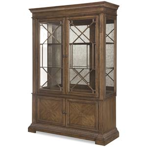 Legacy Classic Renaissance Display Cabinet
