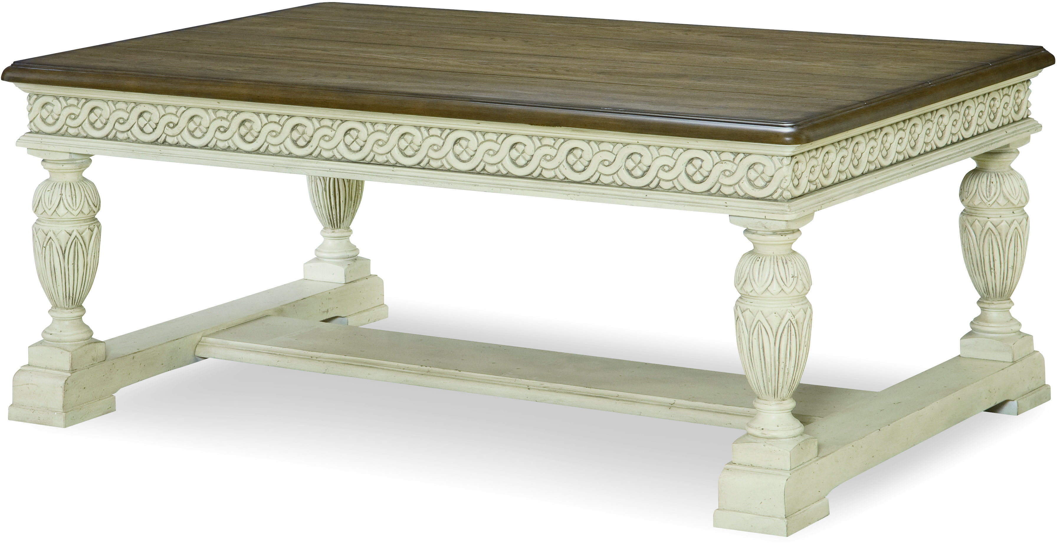 Legacy Classic Renaissance Cocktail Table  - Item Number: 5500-403