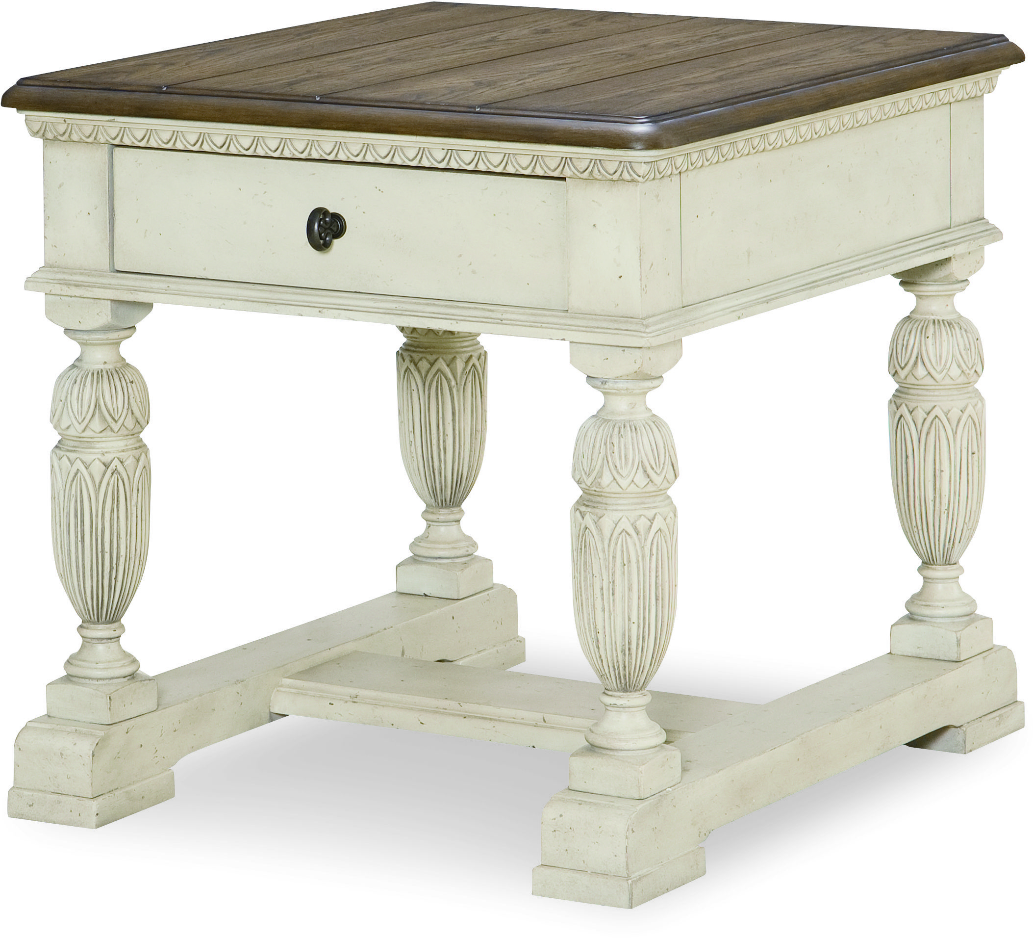 Legacy Classic Renaissance Rectangular End Table  - Item Number: 5500-405