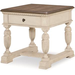 Legacy Classic Renaissance Rectangular End Table