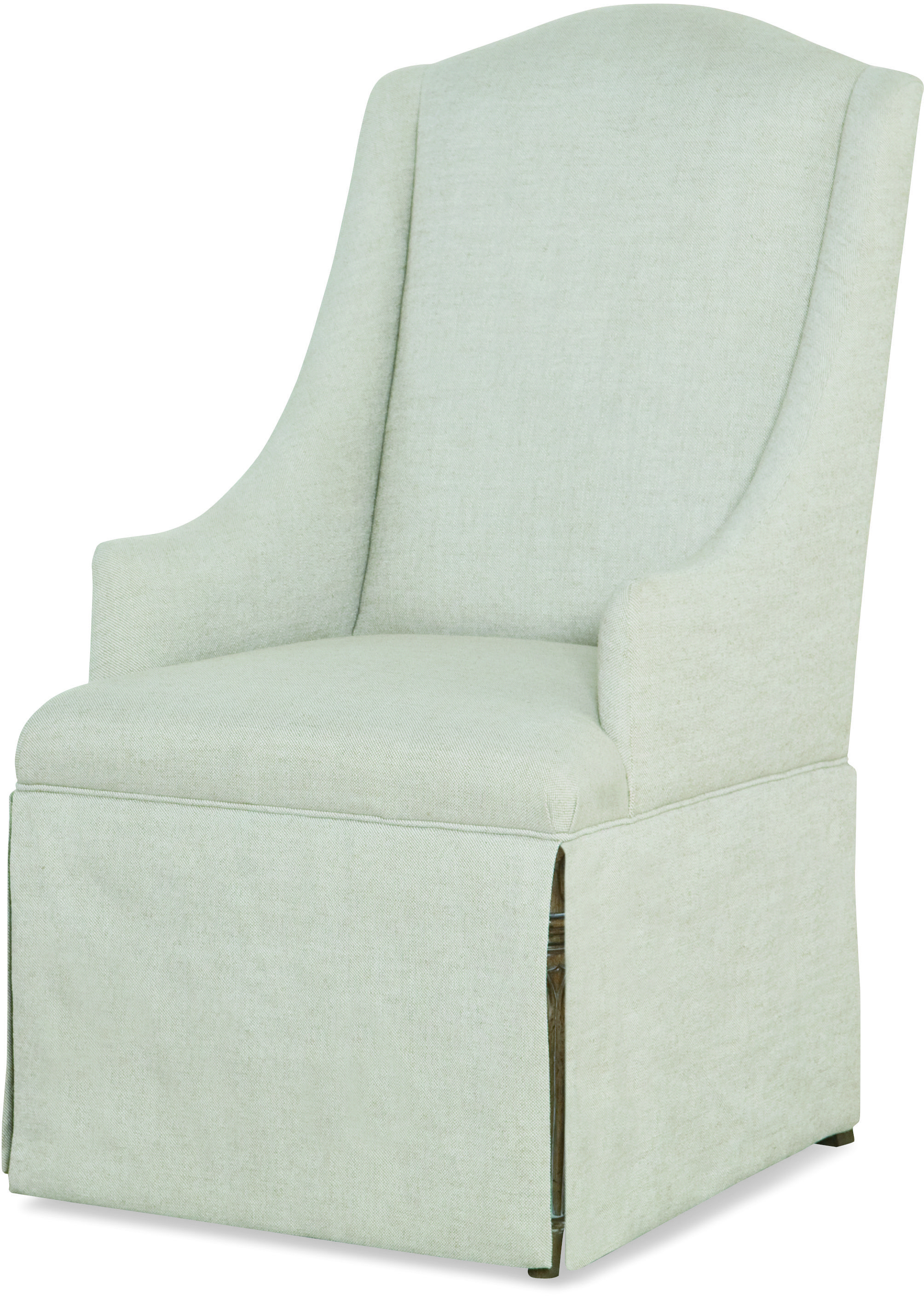 Legacy Classic Renaissance Upholstered Host Chair  - Item Number: 5500-451 KD
