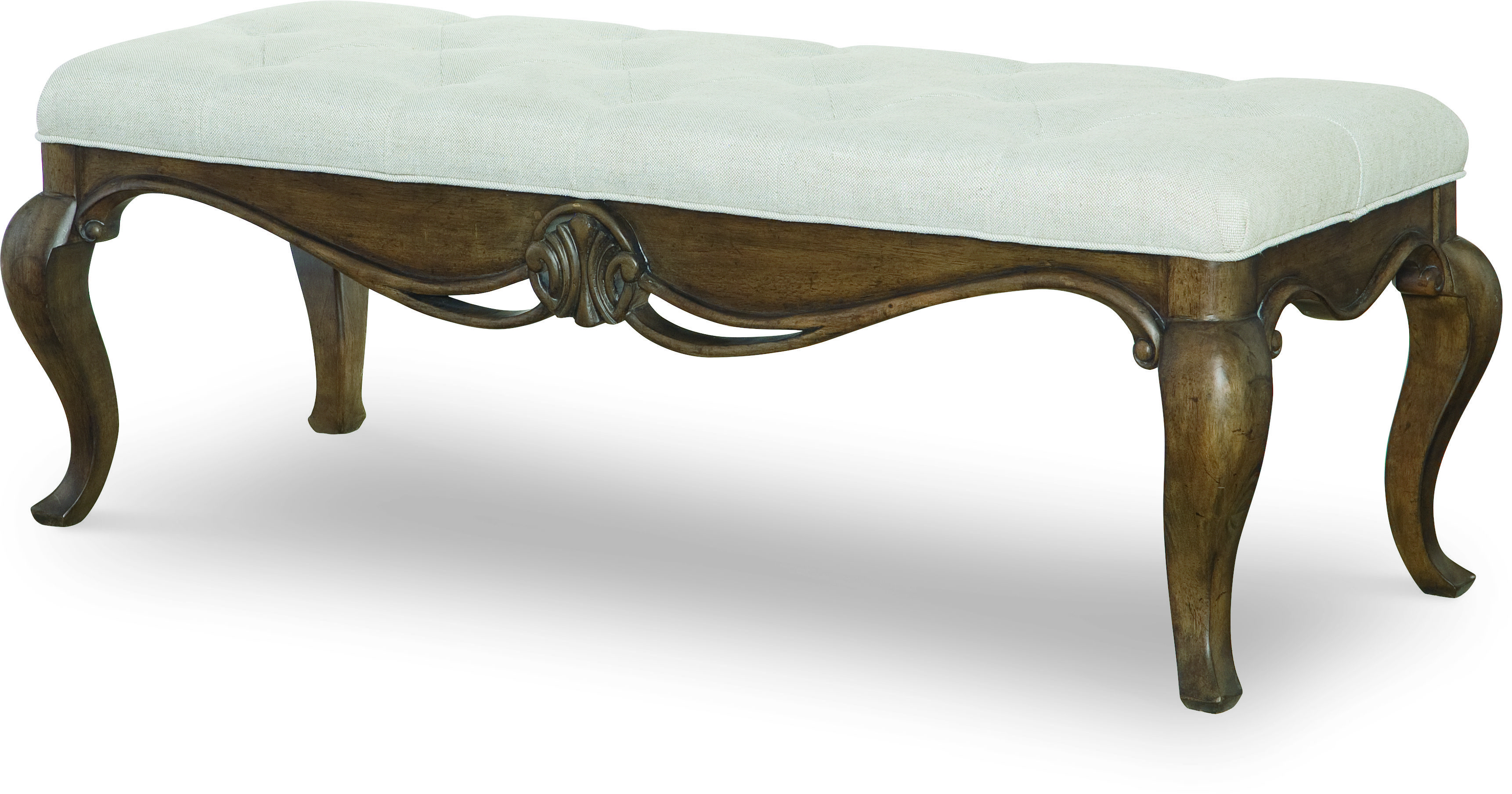 Legacy Classic Renaissance Upholstered Bench  - Item Number: 5500-4800