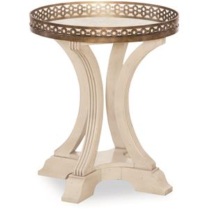Legacy Classic Renaissance Gallery Round End Table