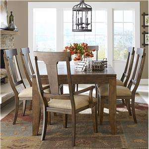 Legacy Classic River Run 7 Piece Dining Set