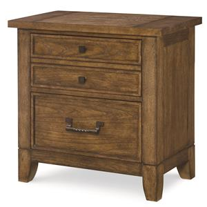 Legacy Classic River Run Night Stand