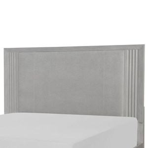Solstice King/CA King Upholstered Headboard by Legacy Classic