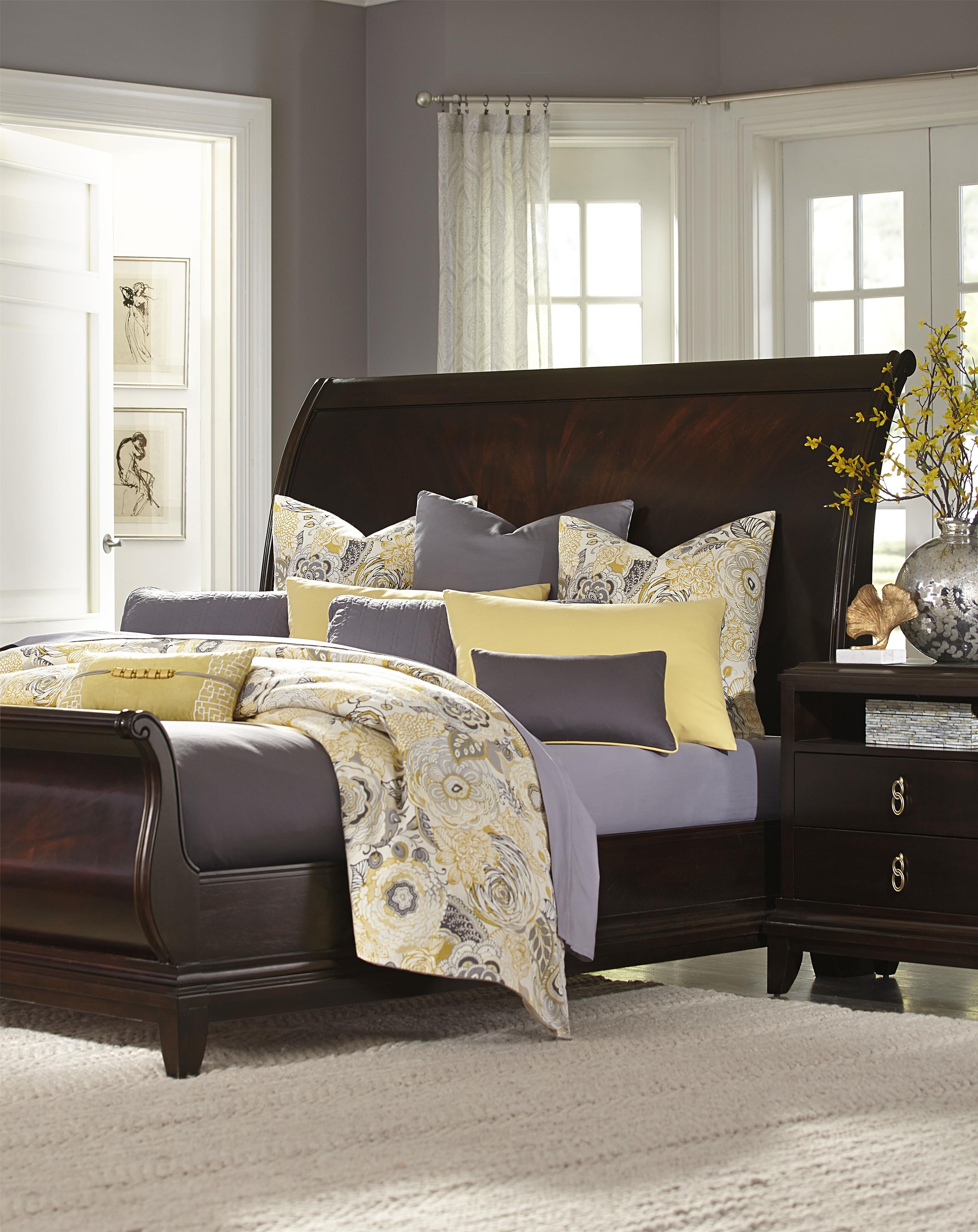 Legacy Classic Sophia California King Bedroom Group 2 - Item Number: 4450 CK Bedroom Group 2