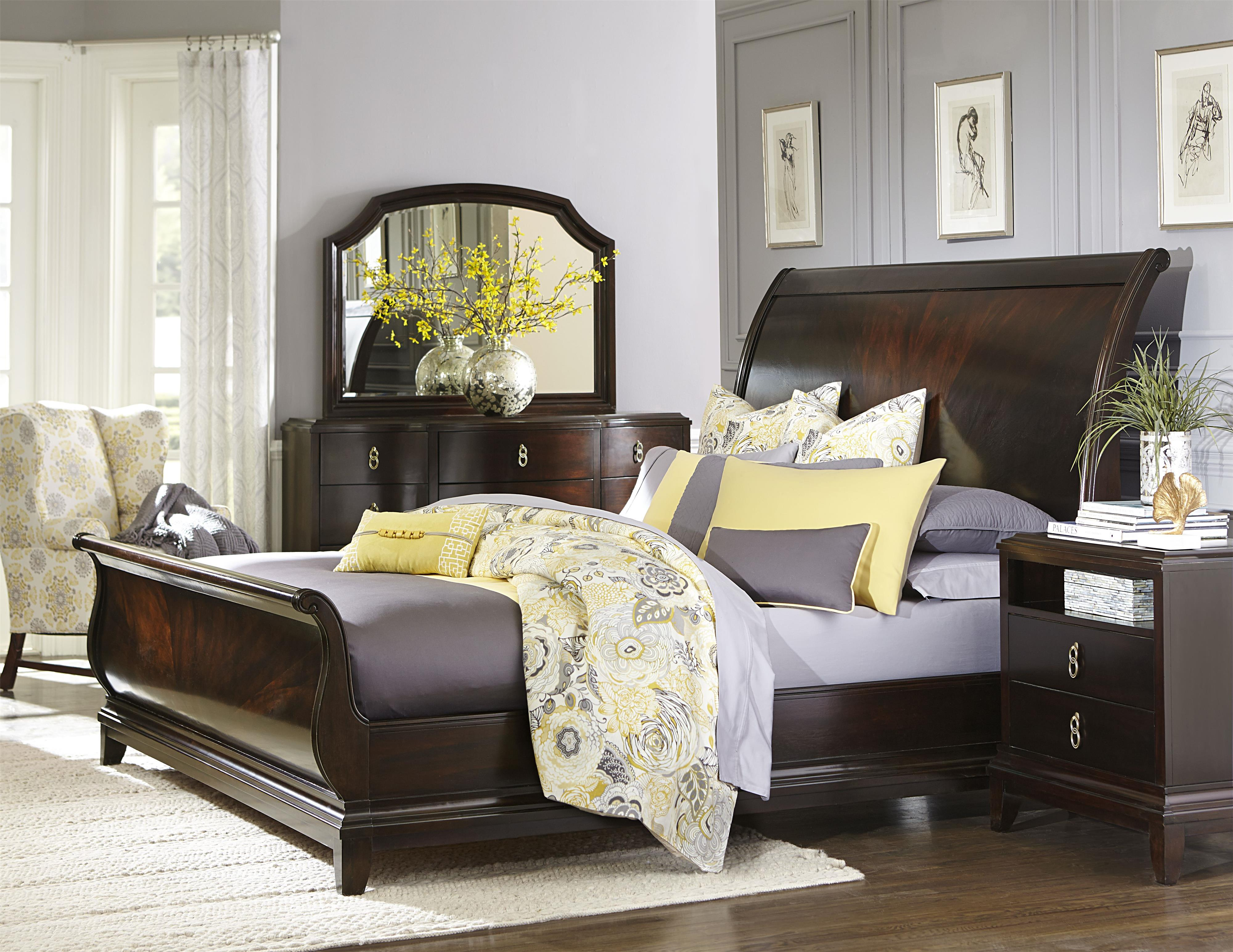 Legacy Classic Sophia Queen Bedroom Group 1 - Item Number: 4450 Q Bedroom Group 1