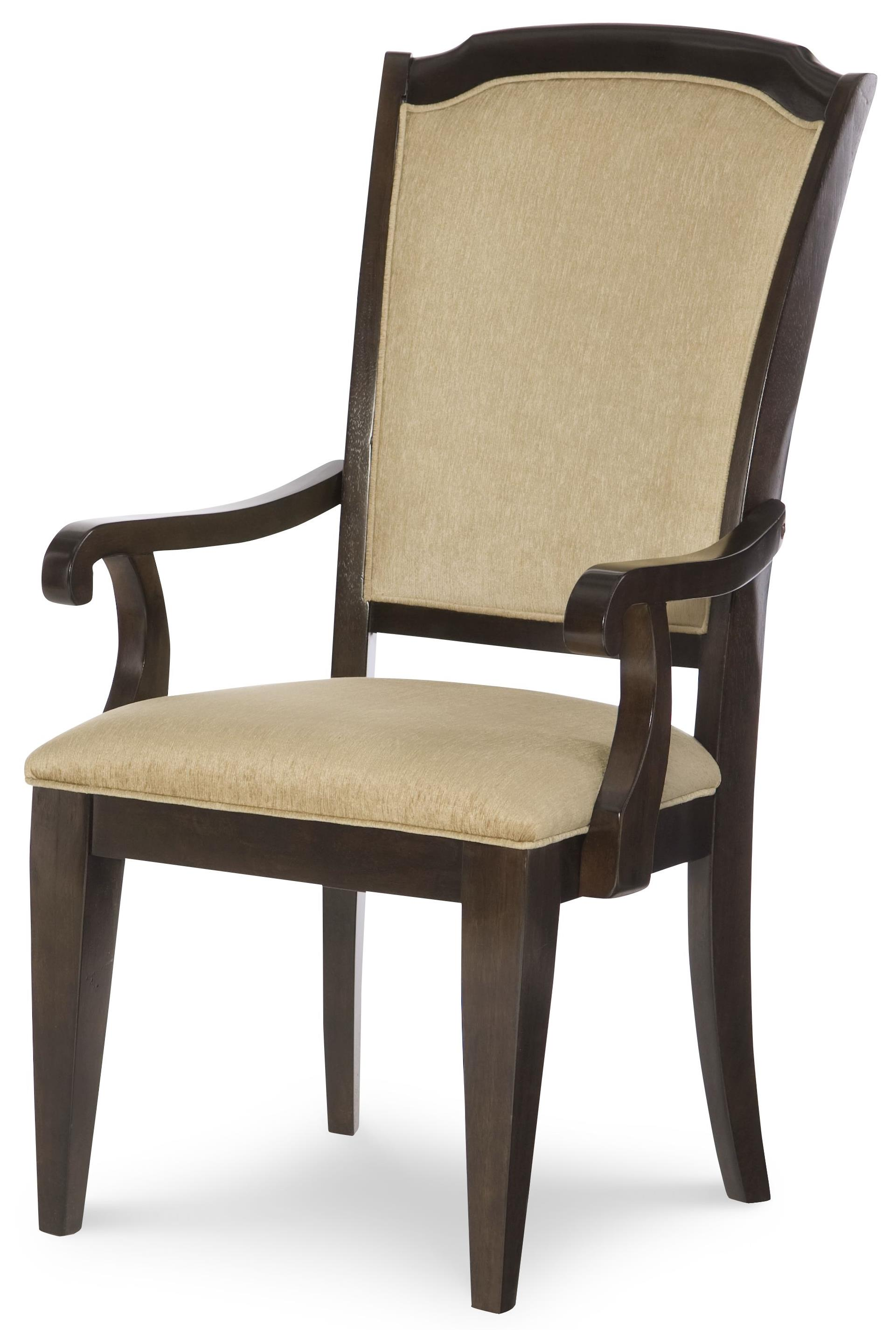 Legacy Classic Sophia Ribbon Back Arm Chair  - Item Number: 4450-241 KD