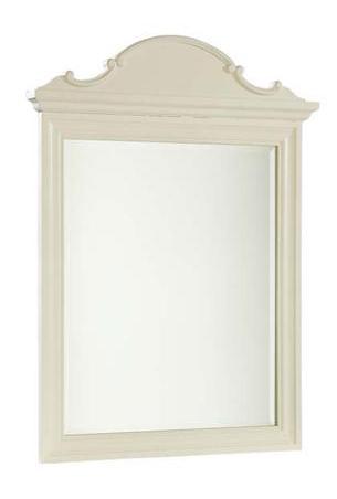 Legacy Classic Kids Summer Breeze Scroll Top Bureau/Dresser Mirror - Item Number: 481-0200