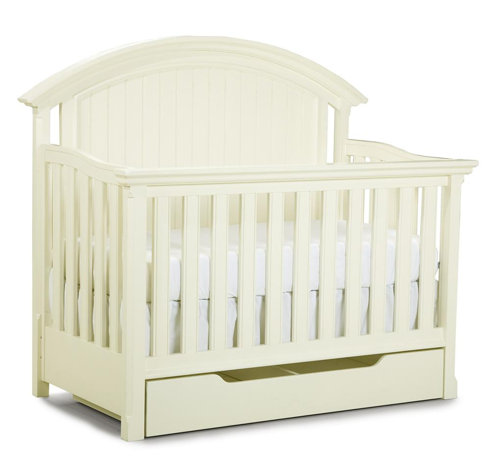 """Legacy Classic Kids Summer Breeze Complete """"Grow with Me"""" Crib Kit - Item Number: 481-8900+8910+8920+8930"""