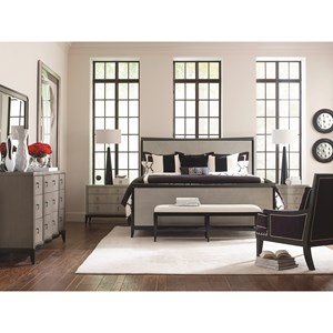 Symphony King Bedroom Group by Legacy Classic