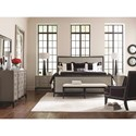 Legacy Classic Symphony King Bedroom Group - Item Number: 5640 K Bedroom Group 1
