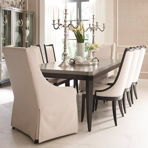 9-Piece Rectangular Table Set