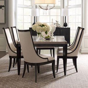 7-Piece Rectangular Dining Set