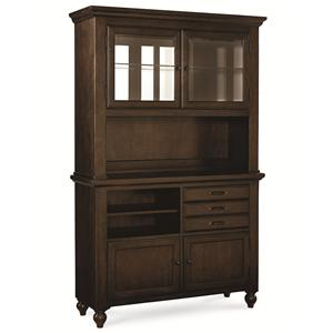 Legacy Classic Thatcher Complete Buffet and Hutch