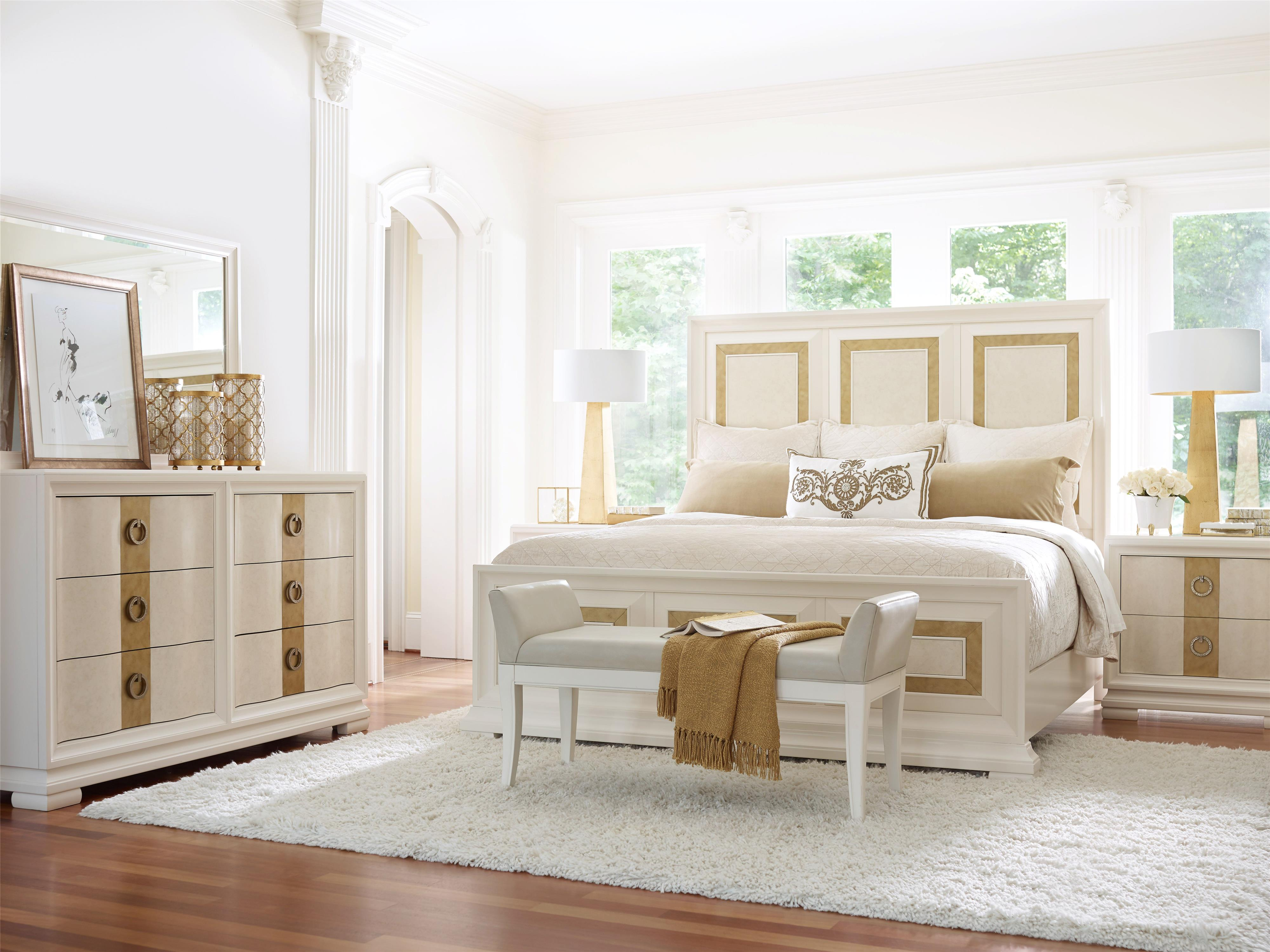 Legacy Classic Tower Suite Queen Bedroom Group - Item Number: 5010 Q Bedroom Group 2