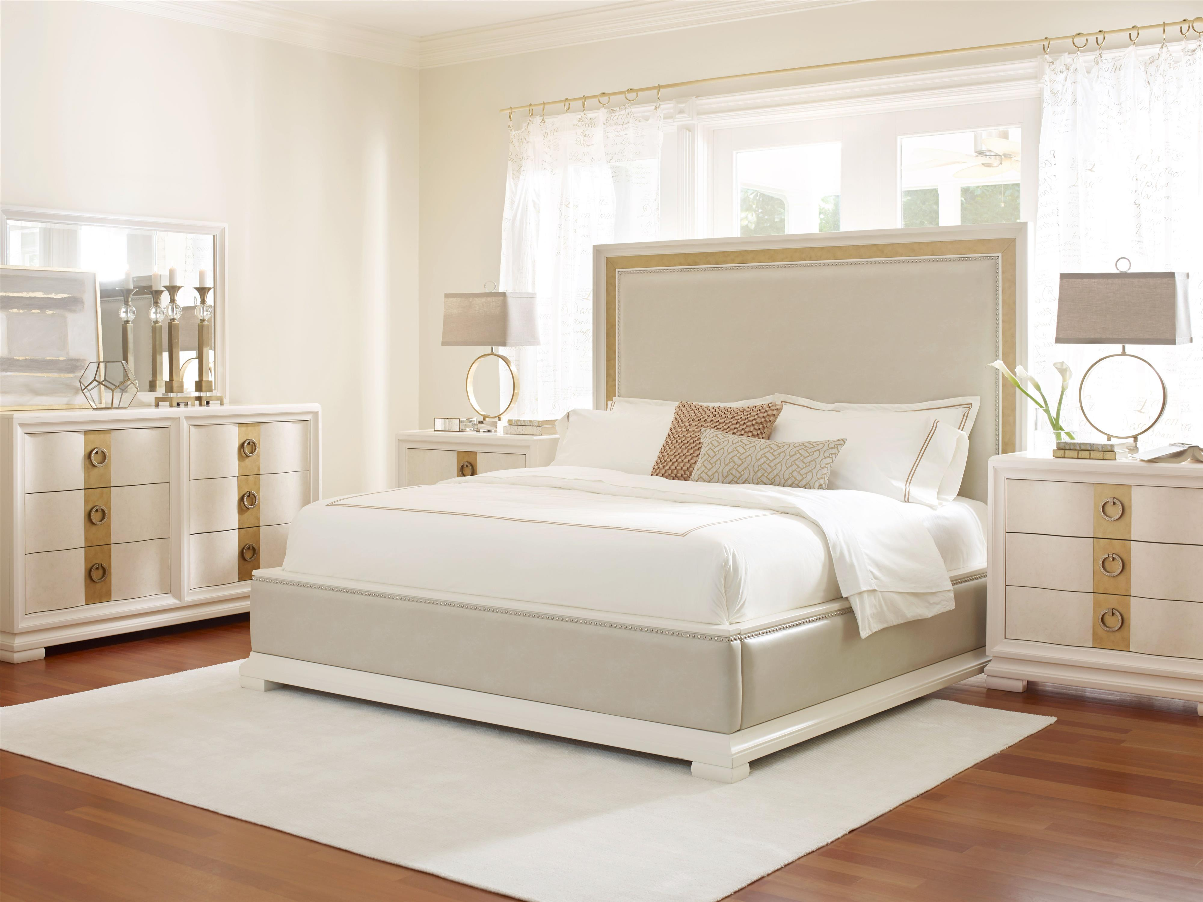 Legacy Classic Tower Suite Queen Bedroom Group - Item Number: 5010 Q Bedroom Group 3