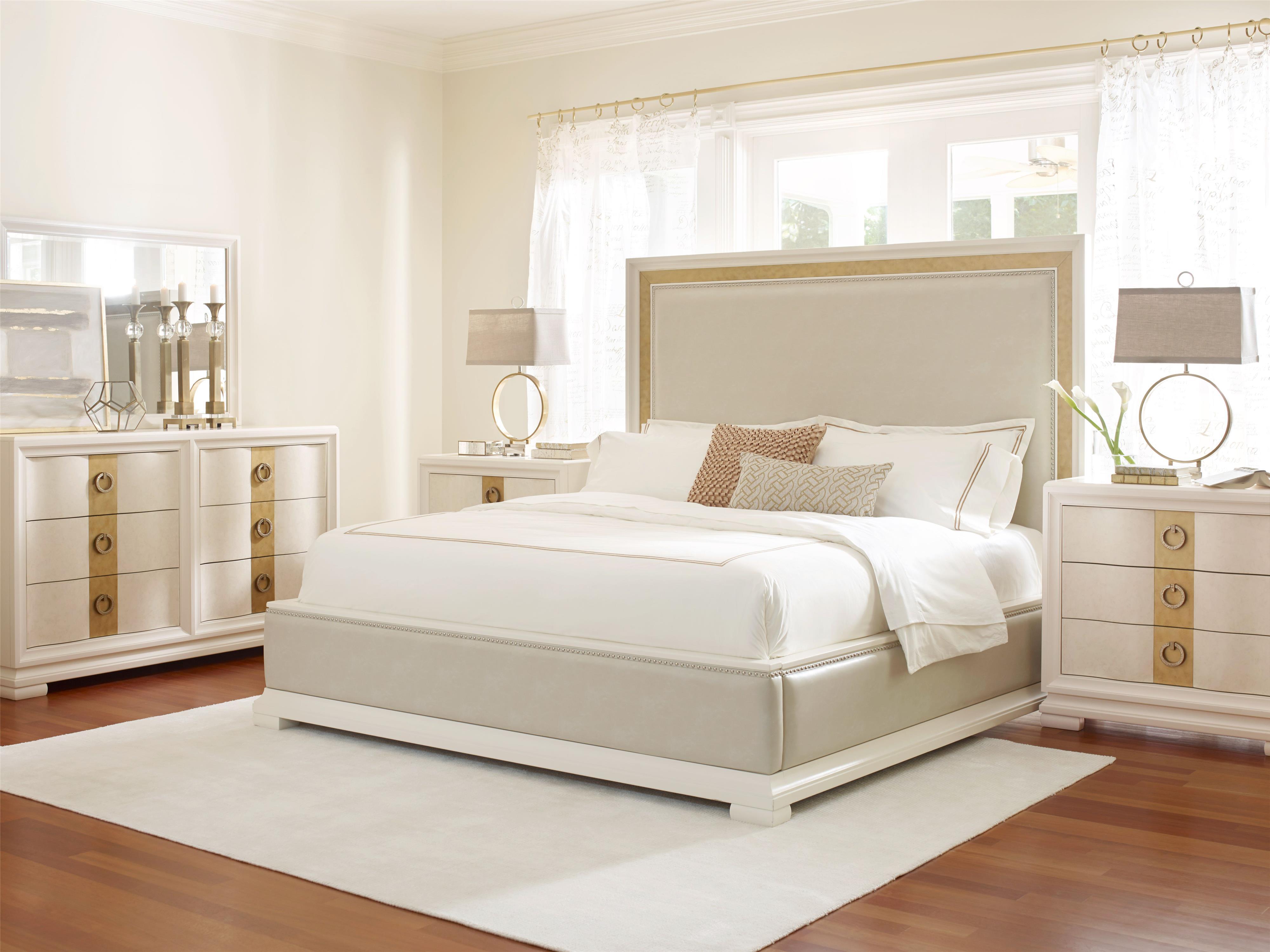 Legacy Classic Tower Suite King Bedroom Group - Item Number: 5010 K Bedroom Group 3