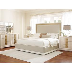 Legacy Classic Tower Suite Queen Bedroom Group