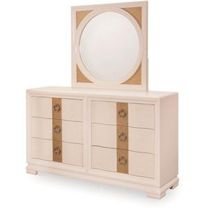 Legacy Classic Tower Suite Dresser and Mirror