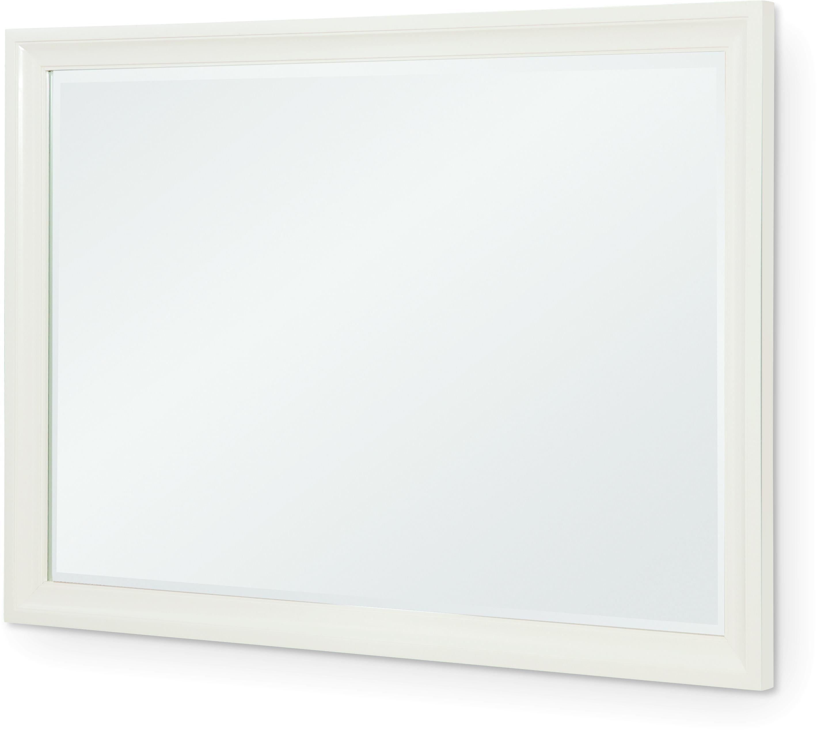 Legacy Classic Tower Suite Landscape Dresser Mirror  - Item Number: 5010-0400
