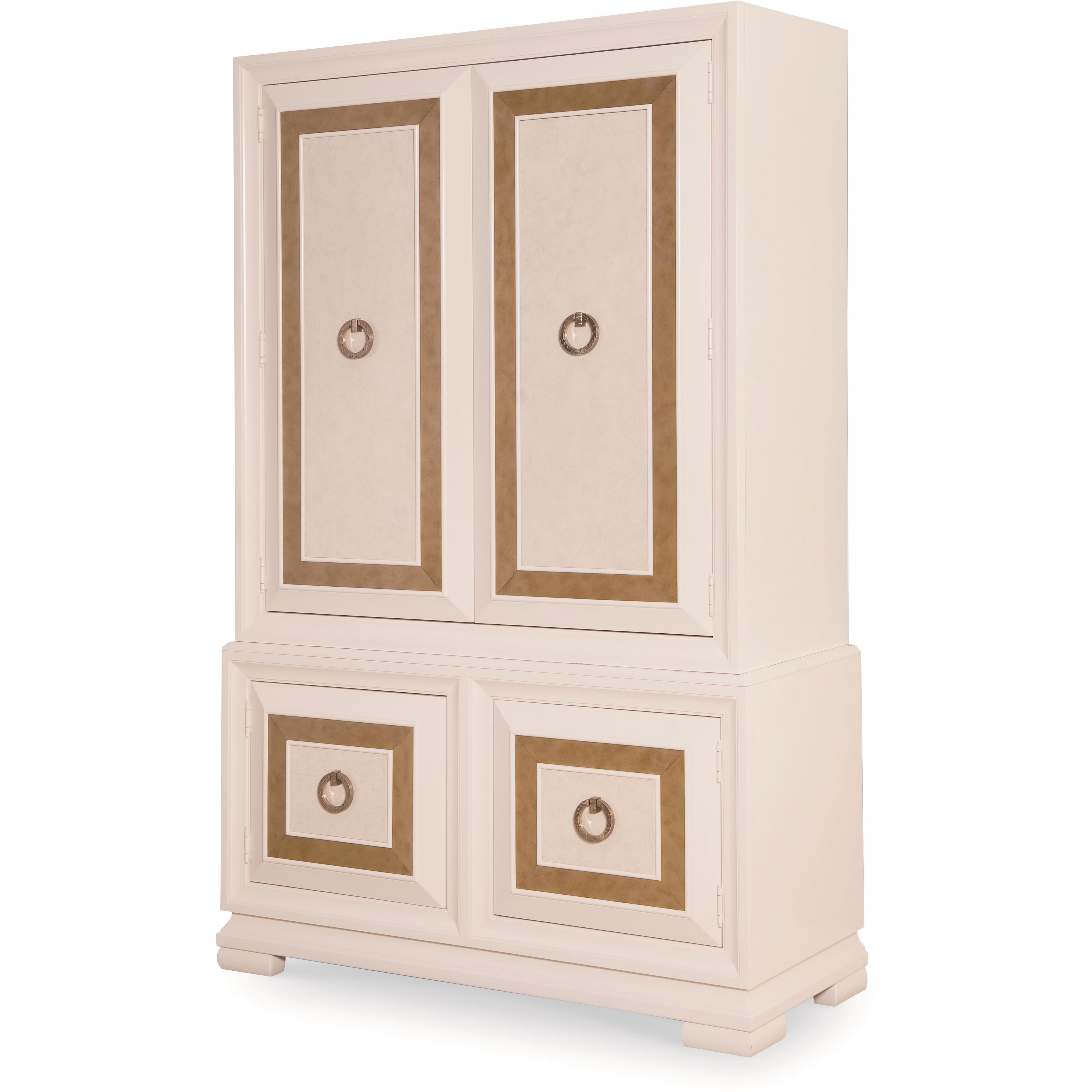Legacy Classic Tower Suite Armoire - Item Number: 5010-2501K