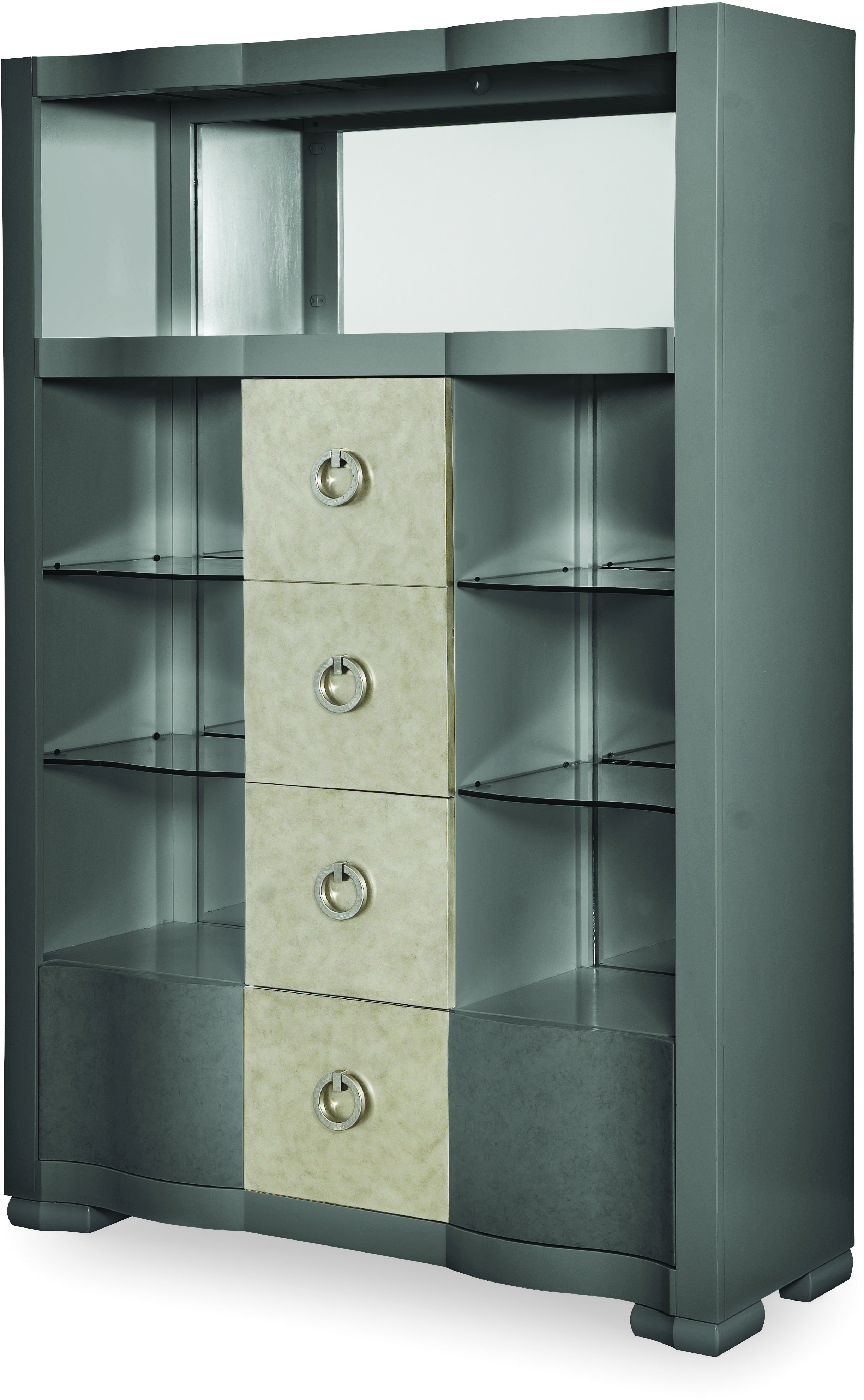 Legacy Classic Tower Suite Bar Cabinet - Item Number: 5011-155