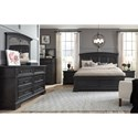 Legacy Classic Townsend Queen Bedroom Group - Item Number: 8340 Q Bedroom Group 2