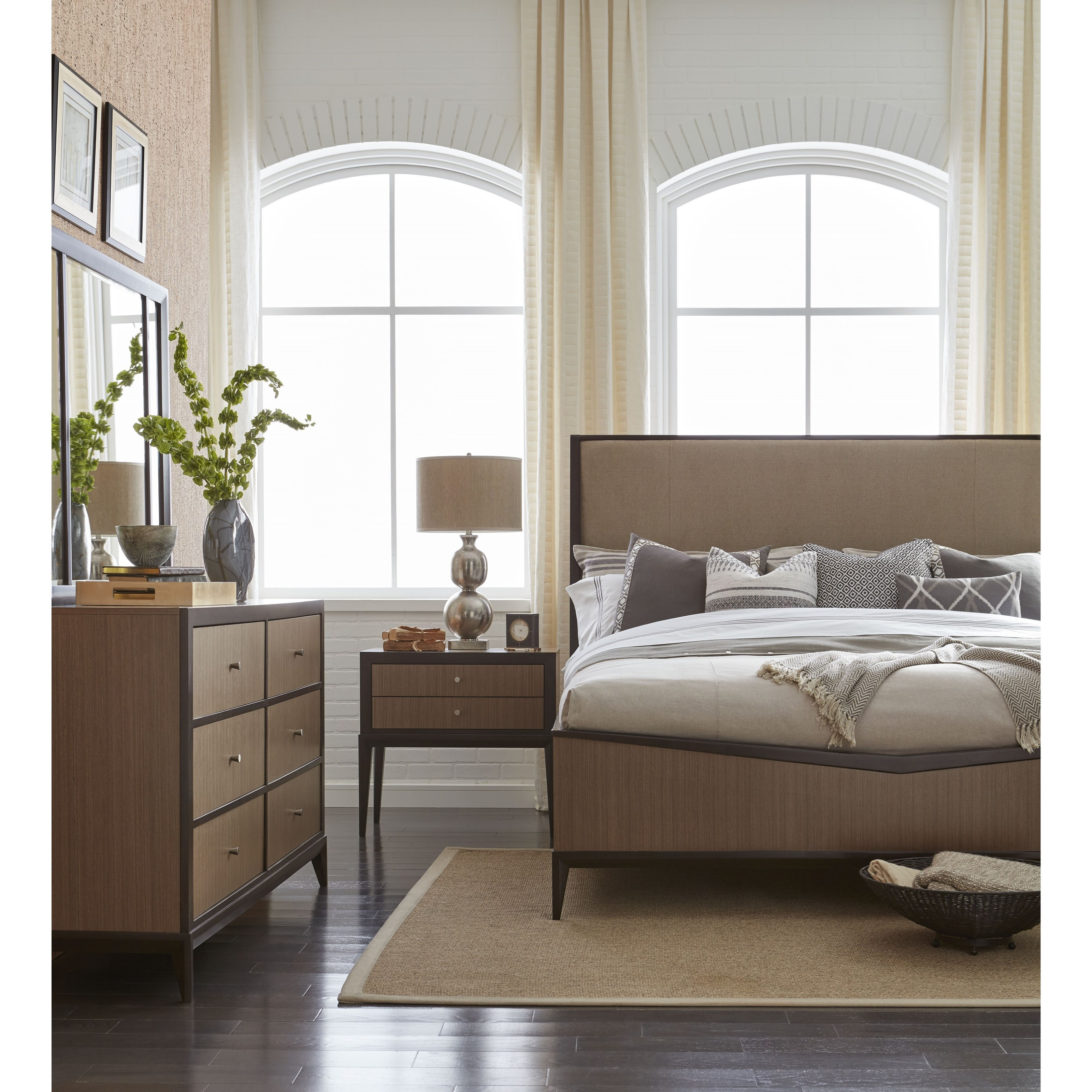 Legacy Classic Urban Rhythm Queen Bedroom Group - Item Number: 6500 Q  Bedroom Group 2