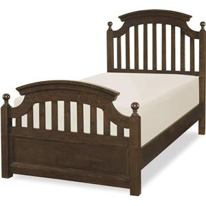 Legacy Classic Kids Abrams Full Panel Bed