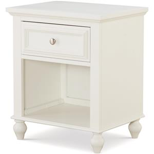 Legacy Classic Kids Academy Night Stand with Open Compartment