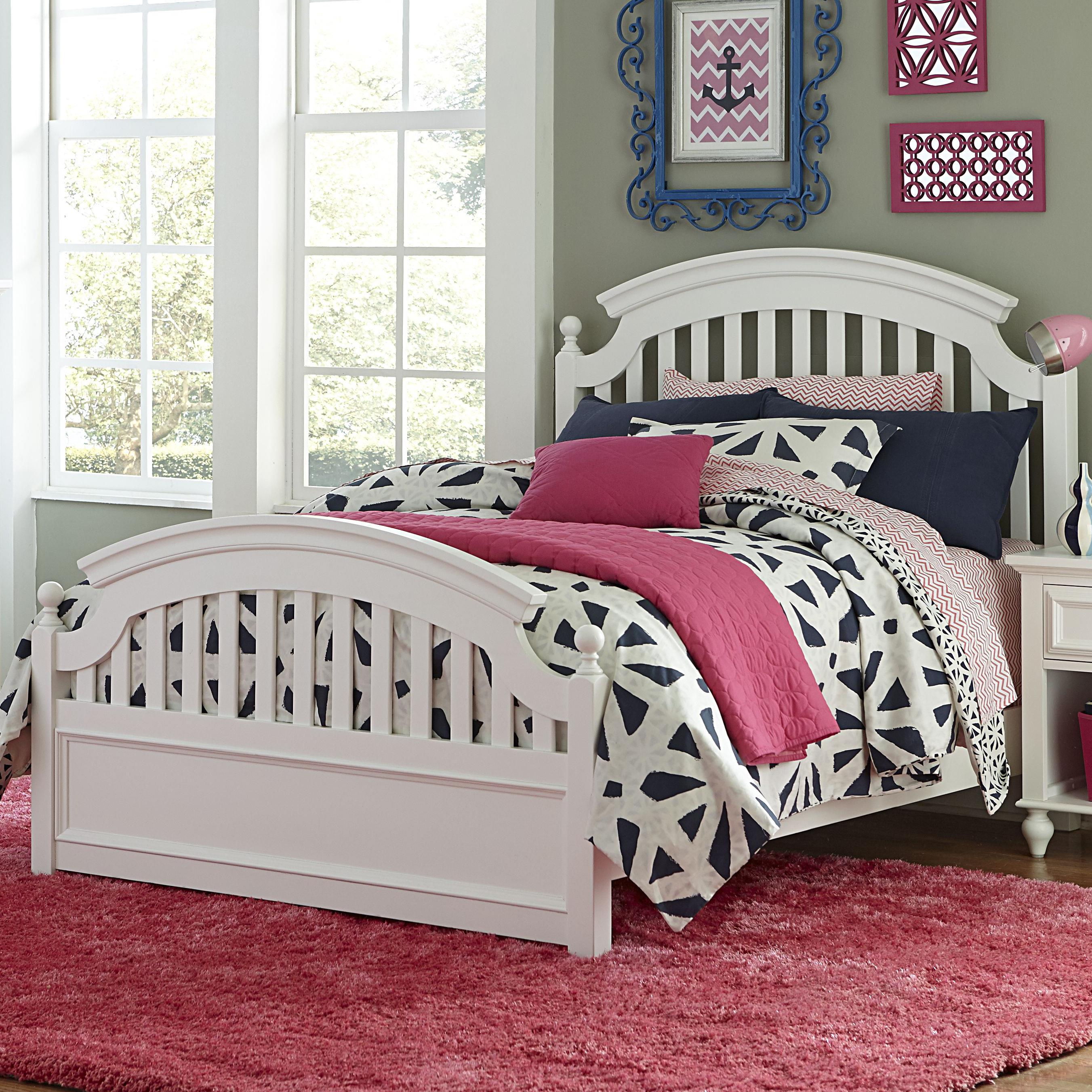 Legacy Classic Kids Academy Twin Panel Bed - Item Number: 5811-4103K