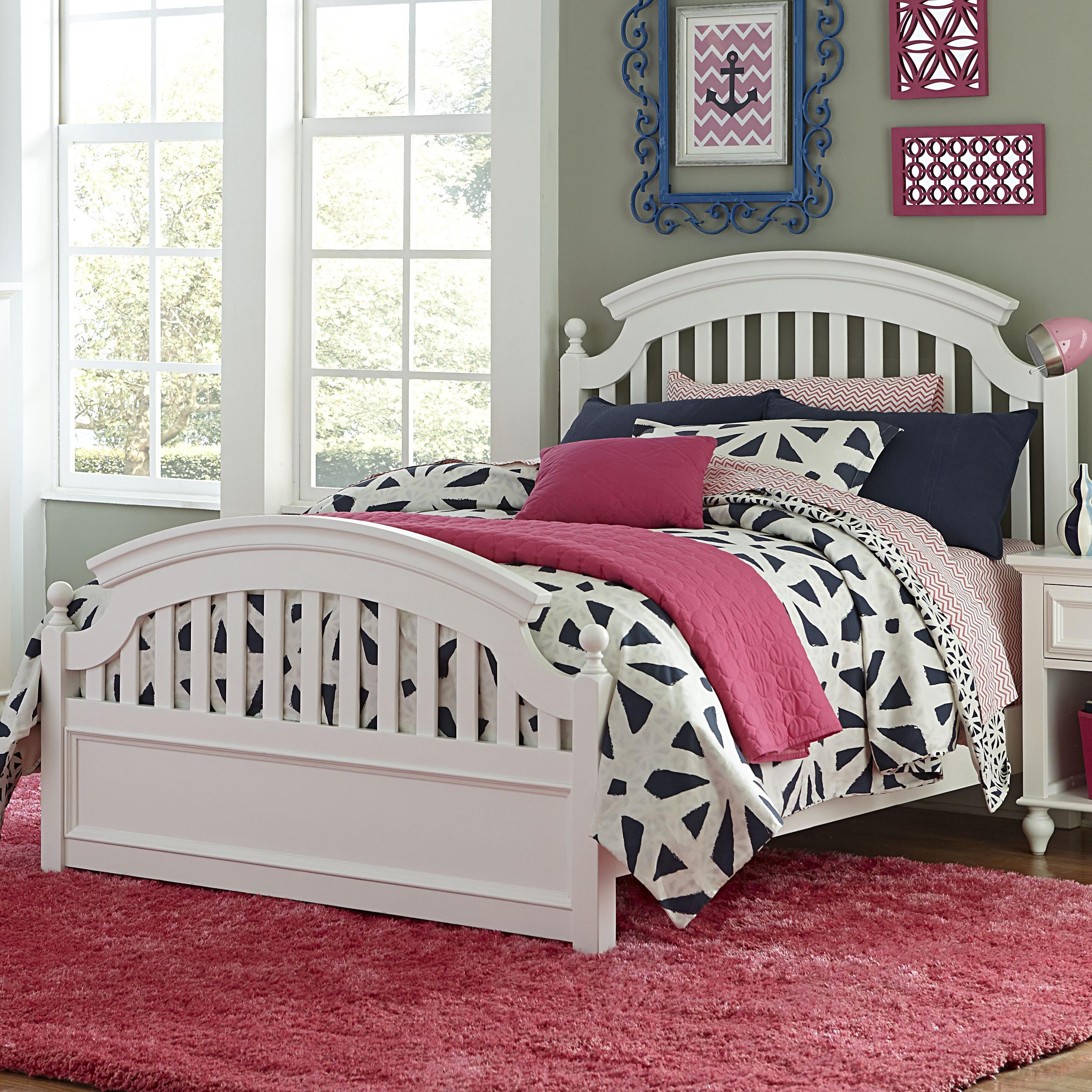 Legacy Classic Kids Academy Full Panel Bed - Item Number: 5811-4104K