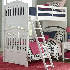 Legacy Classic Kids Abrams Full over Full Bunk Bed