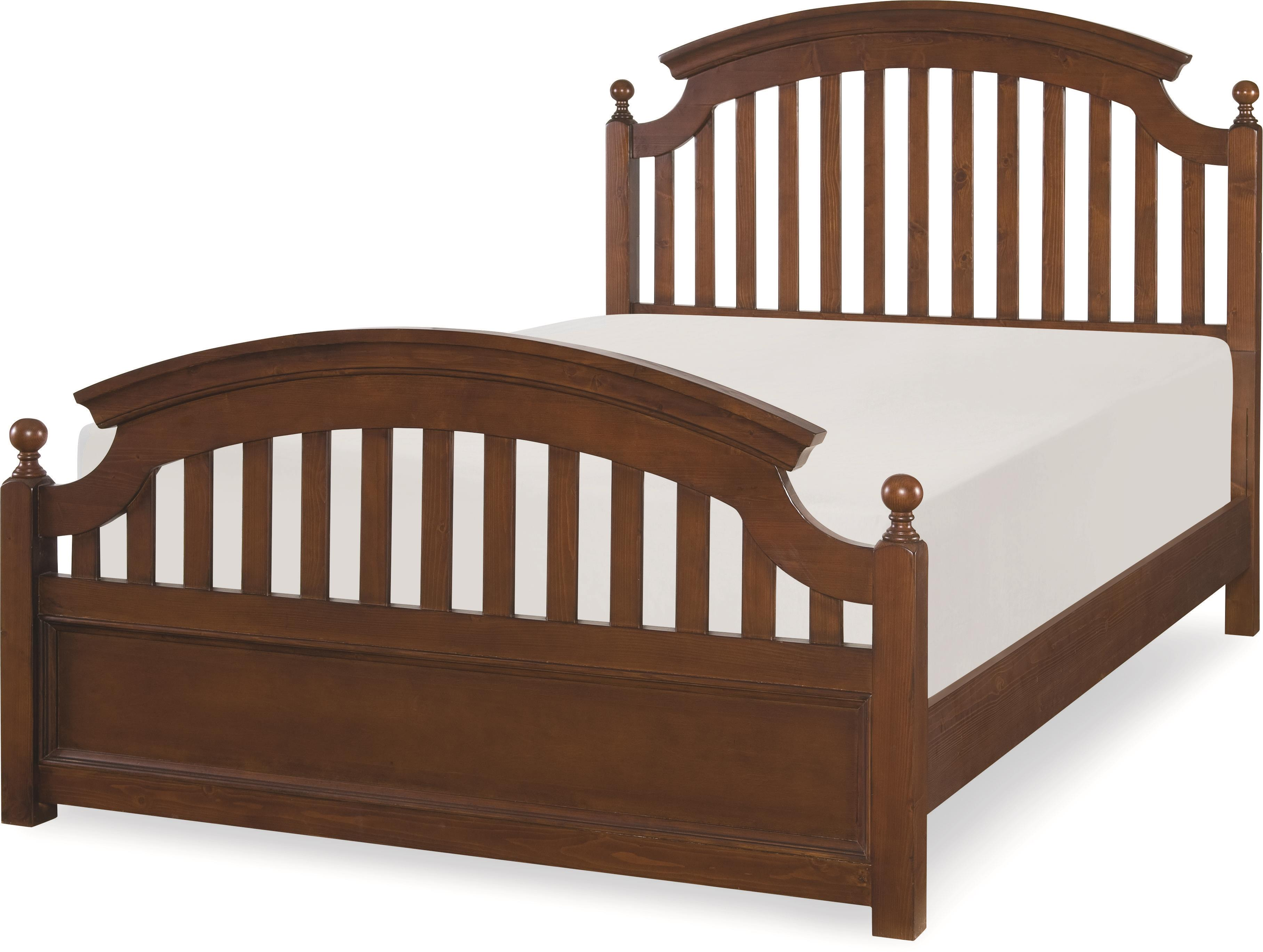 Legacy Classic Kids Academy Full Panel Bed - Item Number: 5812-4104K