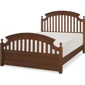 Legacy Classic Kids Academy Full Panel Bed