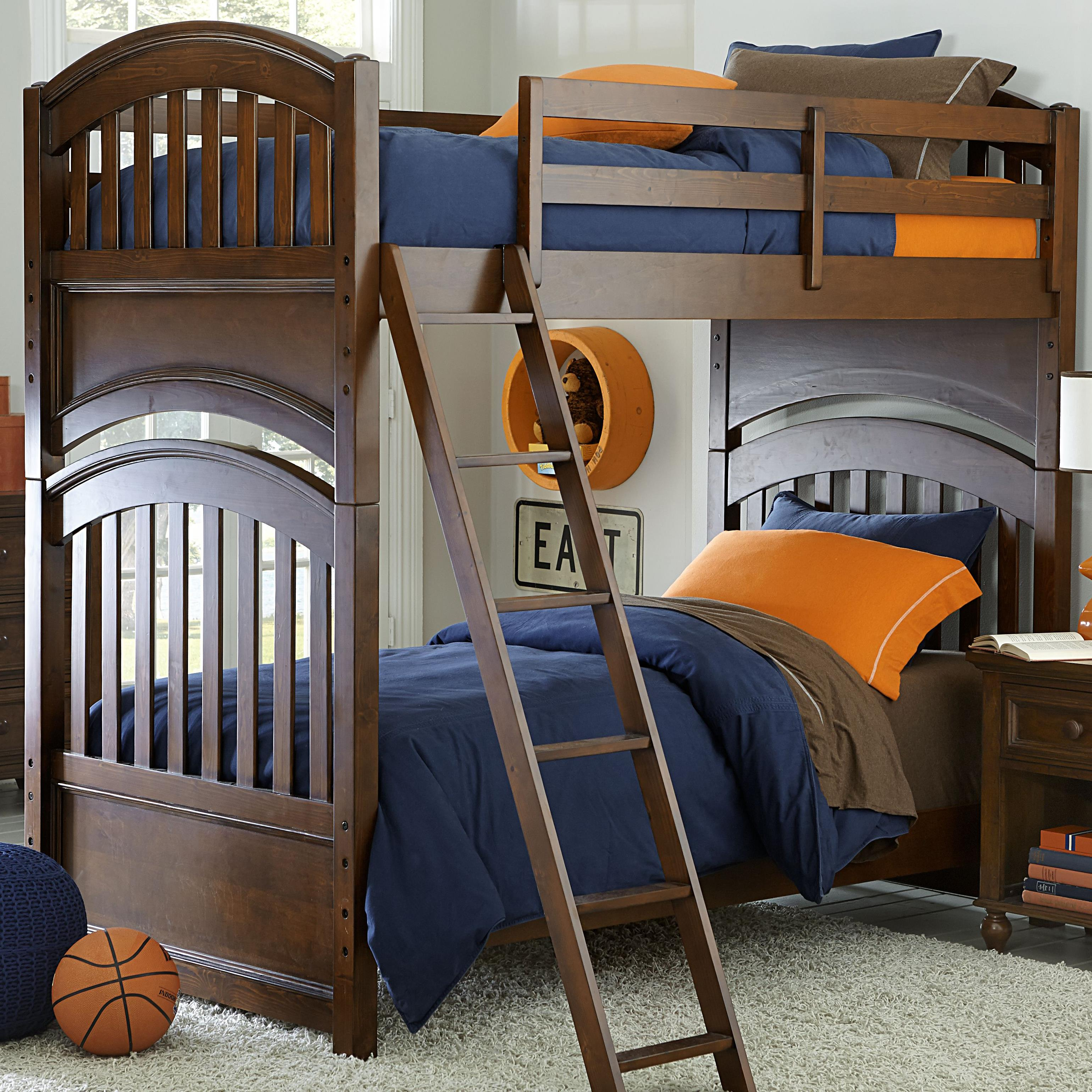 Legacy Classic Kids Academy Twin over Twin Bunk Bed - Item Number: 5812-8110K