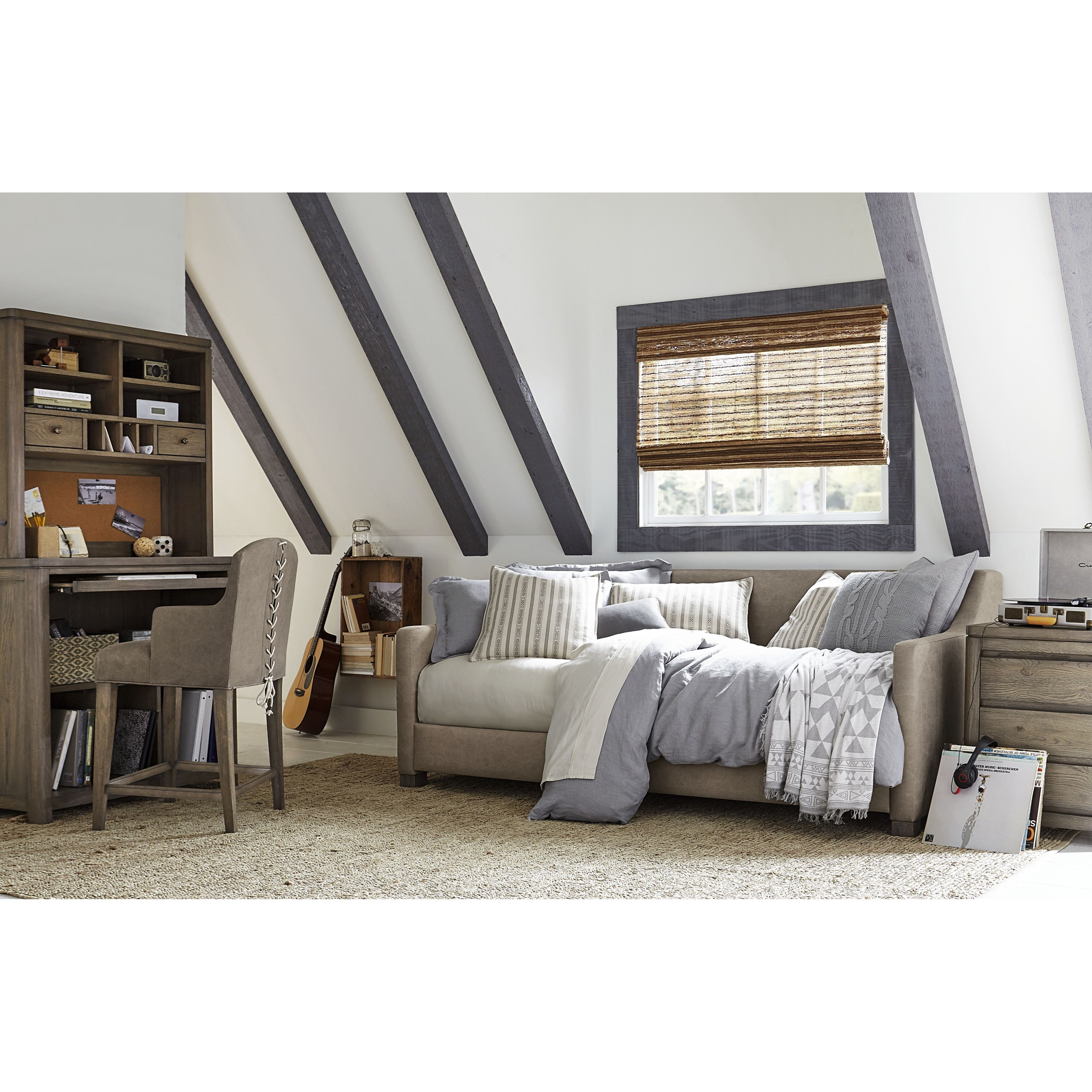 Legacy Classic Kids Big Sky by Wendy Bellissimo Twin Bedroom Group - Item Number: 6810 T Bedroom Group 1