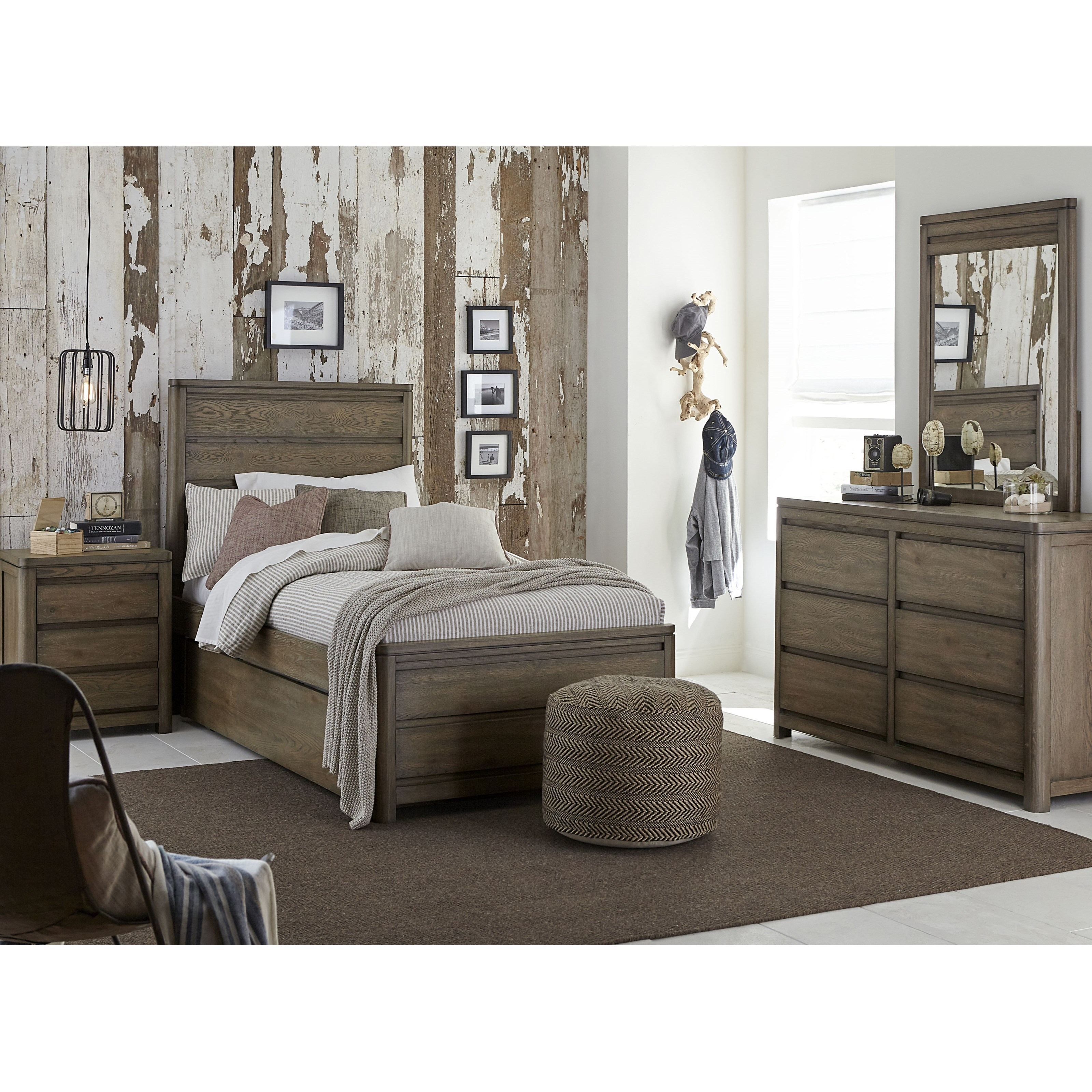 Legacy Classic Kids Big Sky by Wendy Bellissimo Twin Bedroom Group - Item Number: 6810 T Bedroom Group 2