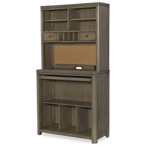 Legacy Classic Kids Big Sky by Wendy Bellissimo Desk and Hutch