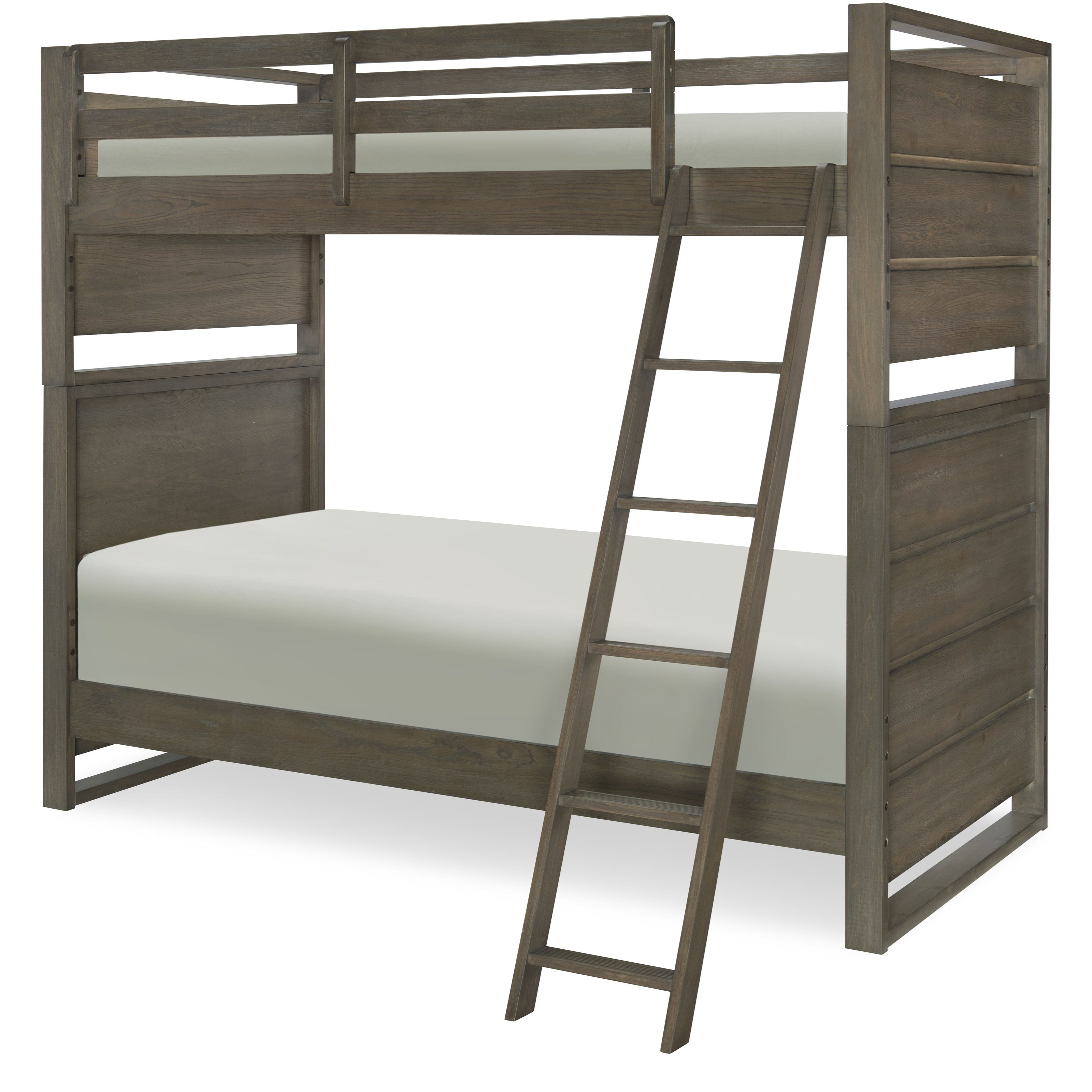 Legacy Classic Kids Big Sky by Wendy Bellissimo Twin Over Twin Bunk Bed - Item Number: 6810-8110K