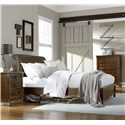 Legacy Classic Kids Big Sur by Wendy Bellissimo Twin Upholstered Bed